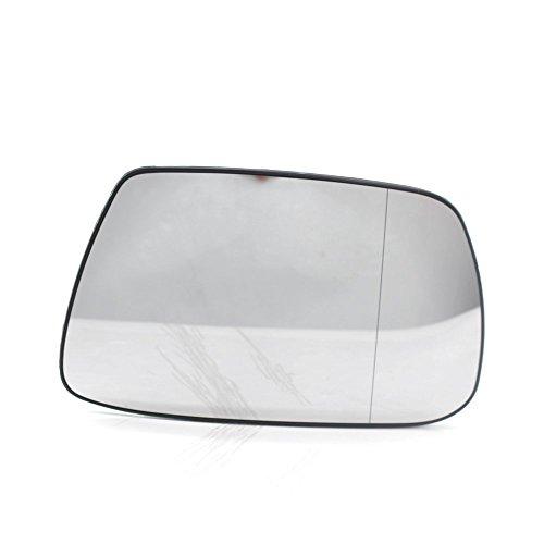 SODIAL NUOVO auto giusta lato passeggero anta LH specchio di vetro per la Jeep Grand Cherokee 2005-2010