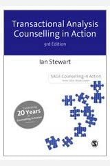 Transactional Analysis Counselling in Action (Counselling in Action series) Hardcover