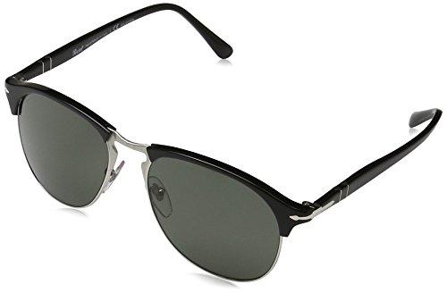 persol-0po8649s-lunettes-de-soleil-mixte-schwarz-gestell-schwarz-glaser-polargrun-95-58-medium