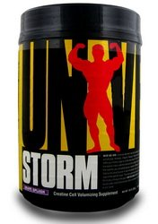 Storm, Fruit Punch - 759g amino acid creatine power energy strength muscle growth by Universal Nutrition M by Universal Nutrition