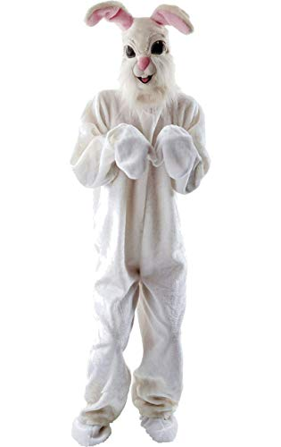 ORION COSTUMES Fluffy Easter Bunny Costume