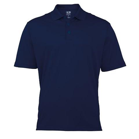 Adidas Golf Climalite Mens Pique Polo Shirt (S)