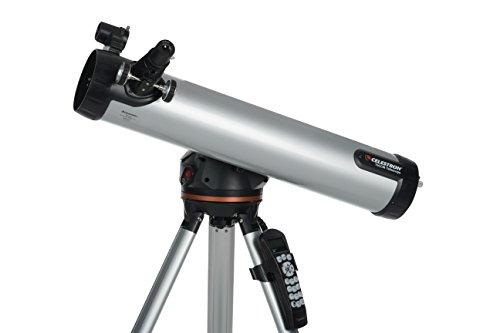 Celestron 144915 telescopes - Telescopio negro, Metálico