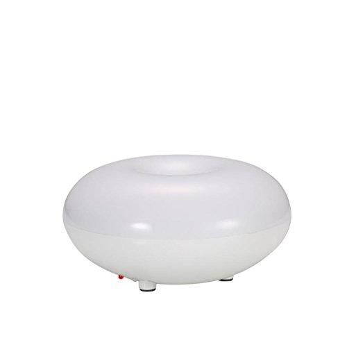 GX Diffuser Ultrasonico portatile Mini Aroma umidificatore purificatore ionizzatore Aromaterapia Diffusore per casa, ufficio, SPA, Yoga e della camera Medium