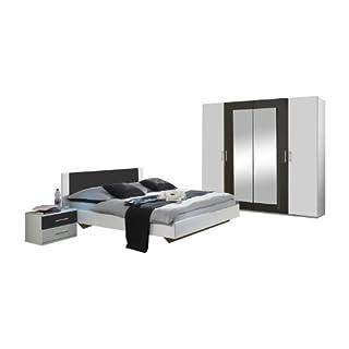 Schlafzimmer bett und kleiderschrank | Möbelhaus-Marken.de