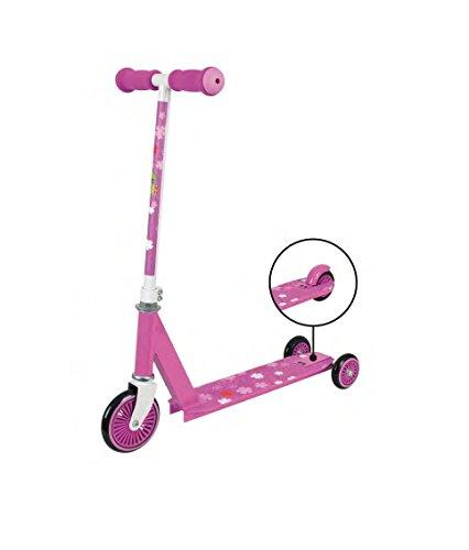 Hudora by Fiducia B-WARE Scooter 2-in-1 Evolution Girl Kinderfahrzeug Roller für Mädchen + Gratis Geschenk
