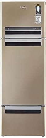 Whirlpool 260 L Frost-Free Multi-Door Refrigerator (FP 283D PROTTON ROY SUNSET BRONZE (N), Sunset Bronze)