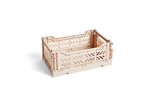 HAY - Colour Crate S Korb - Nude -