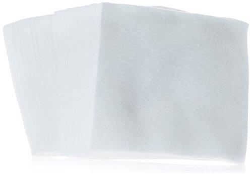 Sourcingmap Disques démaquillants en coton, blanc 39 g