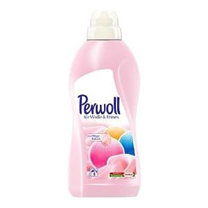 Perwoll Flüssig für Wolle & Feines, 8 Waschladungen/750ml