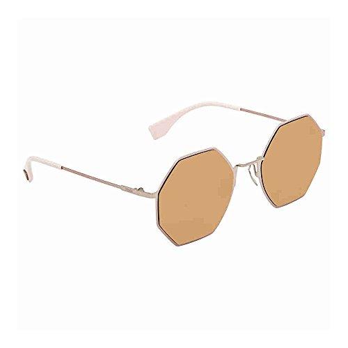 983166a8daee23 Sonnenbrillen Fendi EYELINE FF 0292 S PINK GREY PINK Damenbrillen