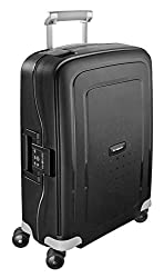 Samsonite S'Cure Spinner 55/20 Koffer, 55cm, 34 L, Black