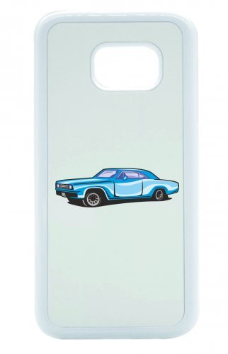 Smartphone Case Hot Rod Sport carrello auto d epoca Young Timer shellby Cobra GT muscel Car America Motiv 9709 per Apple Iphone 4/4S, 5/5S, 5 C, 6/6S, 7 & Samsung Galaxy S4, S5, S6, S