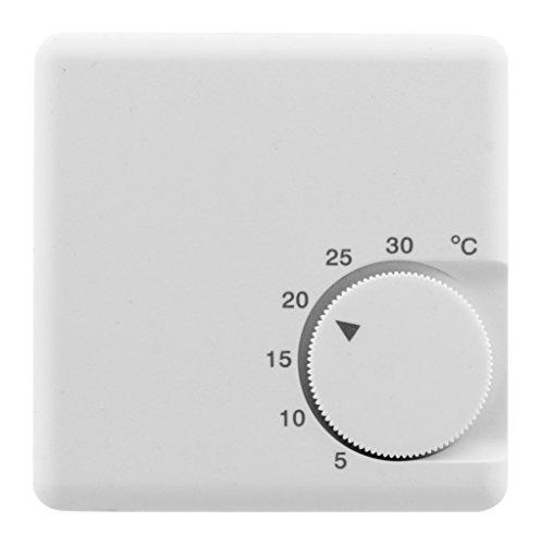 Produkt ID Thermostat mechanisch, weiß -