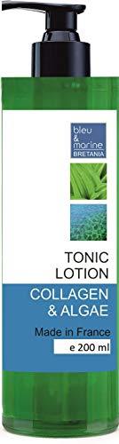 Lotion Tonique Démaquillante 200 ml Lotion Nettoyante sans alcool Tout type de peau.