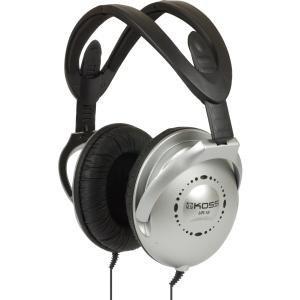 Koss Folding Home Theater Stereo Headphones (Silver/Black) by Koss Folding Stereo
