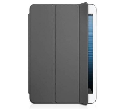 Apple MD963ZM/A Smart Cover für iPad Mini dunkelgrau
