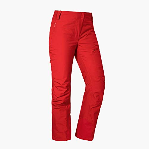Schöffel Damen Chamonix2 Hose, Racing red, 44 -