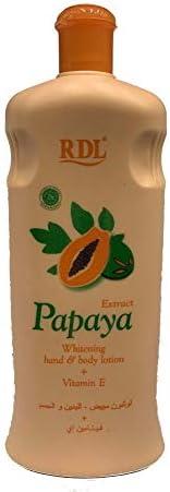 Rdl Papaya Lotion 600 Ml