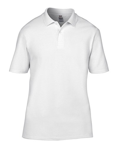 Anvil -  T-shirt - Uomo White