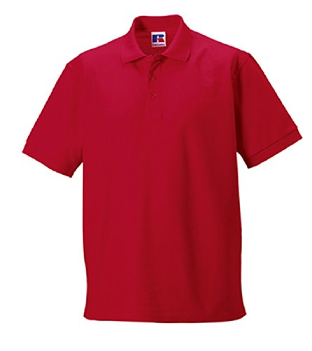 Z577 Men´s Ultimate Cotton Polo XL,Classic Red (Xl Polo-shirt Ultimate Herren)