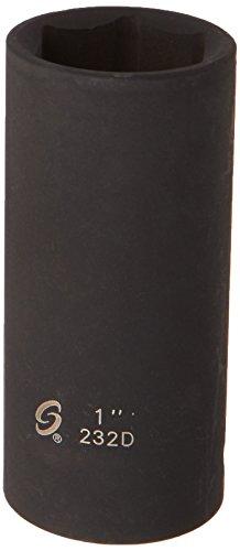 Dr. Deep Socket (Sunex 232D 1/2Antrieb 1Deep Impact Socket)