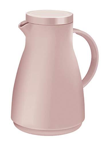 Xtra, Pichet Isotherme, La Bouteille Thermos, Pot de café, Haute qualité kunststof, 1.0 Liter, Thermo Boi, Rose