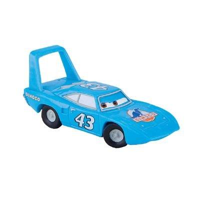 12687 - BULLYLAND - Walt Disney Cars - Figurine (ne roule pas) The King
