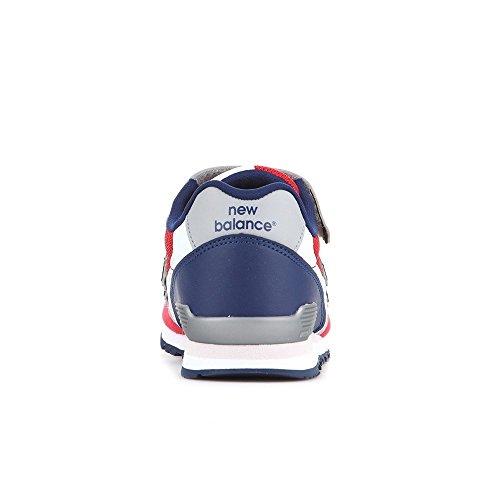 Basket, couleur Blue , marque NEW BALANCE, modèle Basket NEW BALANCE KV996 CNY Blue NAVY RED
