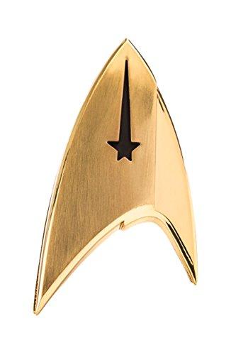 Unbekannt Quantum Mechanix Abysse Corp _ bijqmx001Star Trek–Insignia Abzeichen: Befehl, ()