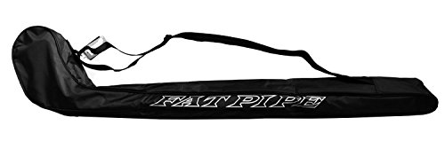 Fat Pipe Floor pelota raqueta funda Force para unihockey, hasta 104 cm de longitud