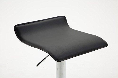 Clp sgabello bar dyn v2 in similpelle sedia da cucina con