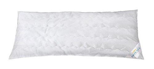 PROCAVE MICRO-COMFORT Stepp-Kissen 40x80 cm | Mircofaser | Kopfkissen | Schlafkissen | Soft Touch