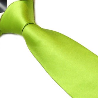 marc-philippe-handmade-silk-tie-plain-lime-green-solid-smooth-colour-silk-tie