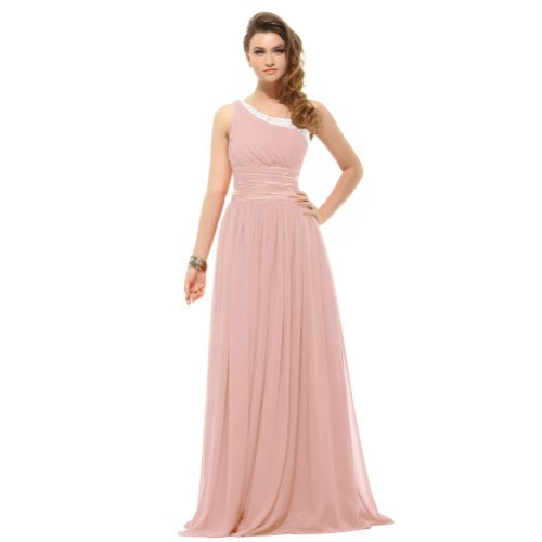 Lemandy - Robe -  Femme Multicolore Bigarré Multicolore - Rose