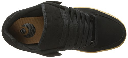 OSIRIS SCRIPT Black gum Noir