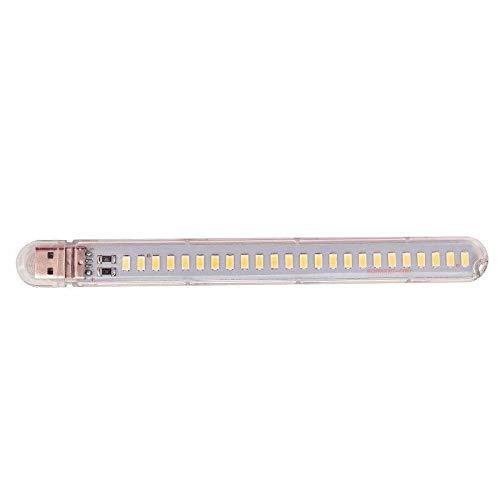 Portable USB Nachtlicht Mini LED Lampe Tastatur Computer Schreibtisch Lampen Außen Warmweiß