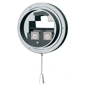 Anjos - Accessoire VMC - Bouche THERMOGAZ 45/120 m3/h CC 125/125 - : 2713