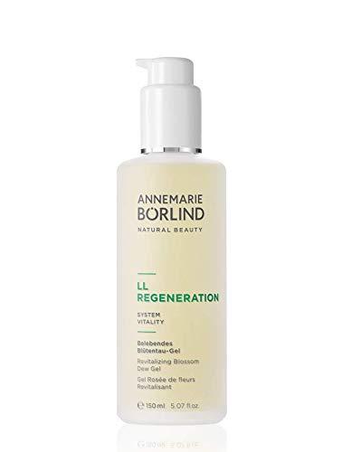 Annemarie Börlind LL Regeneration femme/woman, Blütentau Gel, 1er Pack (1 x 150 ml) -