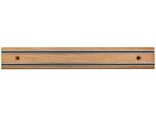 Bisbell B43W30 Knife Rack, Wood, Multi Color