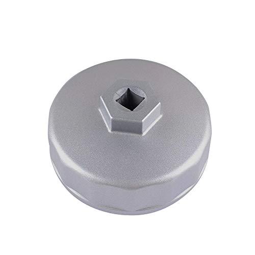 Wadoy filtro olio chiave 74mm, 14flute filtro dell' olio per Mercedes-Benz Audi Porsche Volkswagen oil filter Tool by