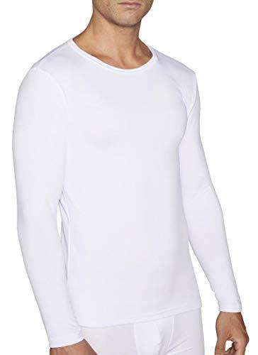 Camiseta Termica Manga Larga Ysabel Mora Blanco
