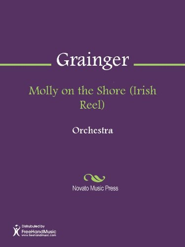 Molly on the Shore (Irish Reel) - Piano Accomp./Conductor's Score