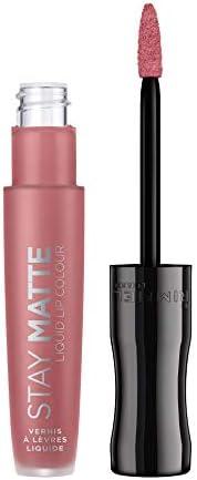 Rimmel London, Stay Matte Liquid Lip Colour 18fl oz 5.5ml, Blush