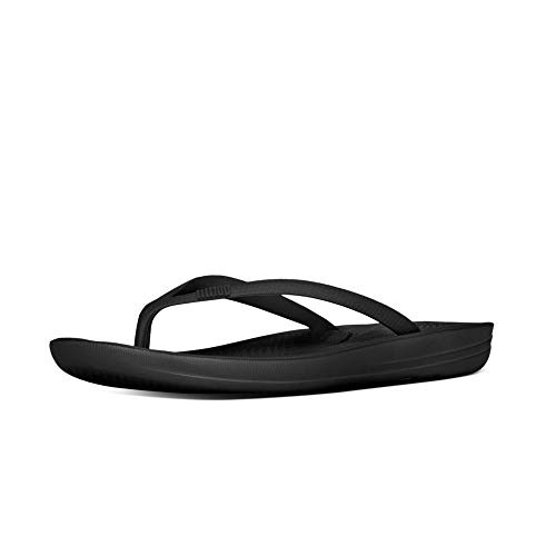 718420f7e Fitflop Women Iqushion Ergonomic Flip-Flops Toe Thong Sandals