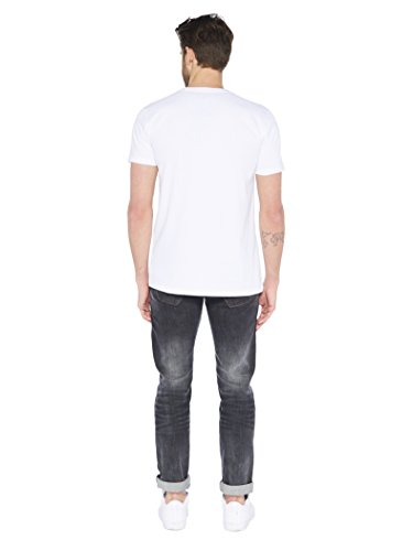 Colorado Denim Herren T-Shirts Vadim Weiß (white 1000)