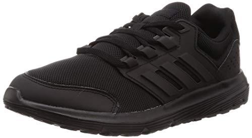 adidas Galaxy 4, Zapatillas de Entrenamiento para Hombre, Negro (Core Black/Core Black/Footwear White 0), 42 EU