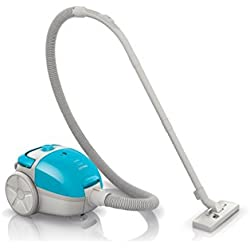 Philips FC8082/01 1.5-Litre Easy Go Vacuum Cleaner (Fresh Aqua)