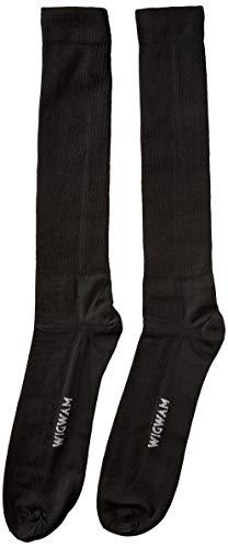 Wigwam Damen Snow Whisper Pro Socken, Schwarz, Size UK 3-5.5 /EU 32-38 - Wigwam-ski-socken