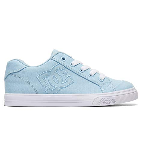 DC Shoes Chelsea TX - Shoes - Schuhe - Kinder - EU 35 - Blau (Schuhe Mädchen Dc)